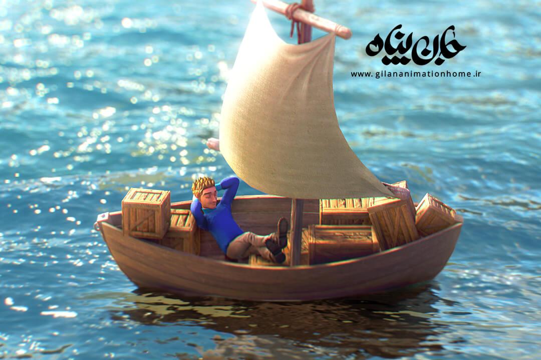 انیمیشن کوتاه جانپناه به کارگردانی میلاد پسندیده به عنوان اولین انیمیشن سال ۹۹ خانه پویانمایی اکران اینترنتی خواهد شد.