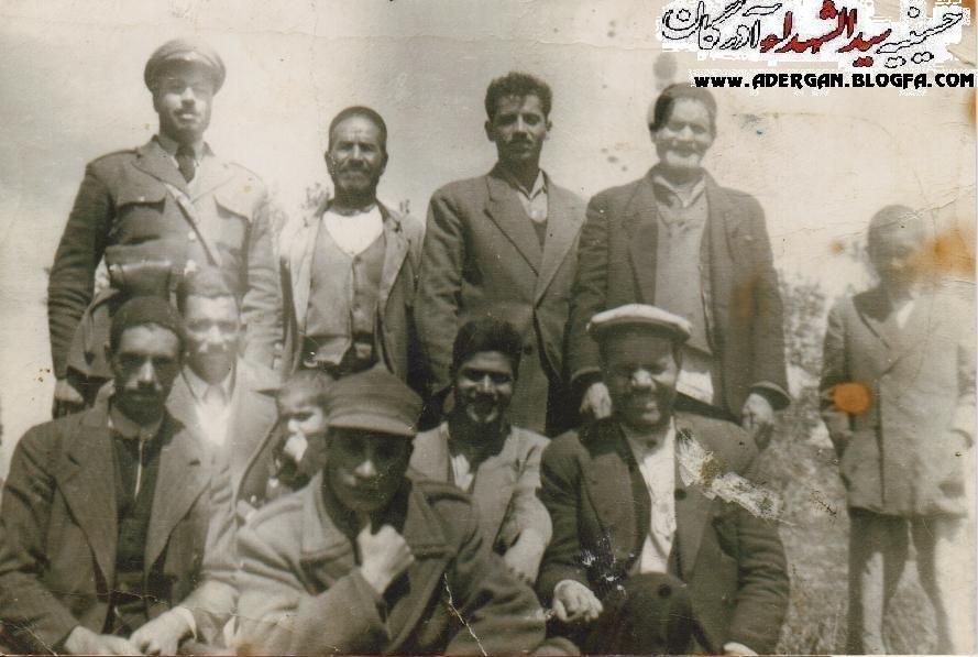 عکسهای قدیم شهرستان- حسینیه آدرگان