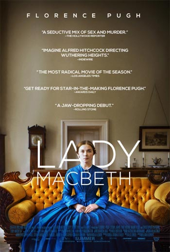 فیلم Lady Macbeth 2017