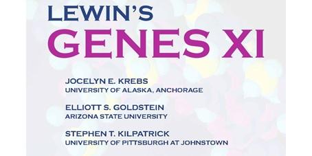 کتاب ژن لوین Lewin's GENES XI