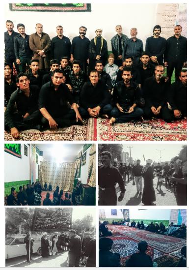 گروه فرهنگی تبلیغی رهروان ثقلین سیستان