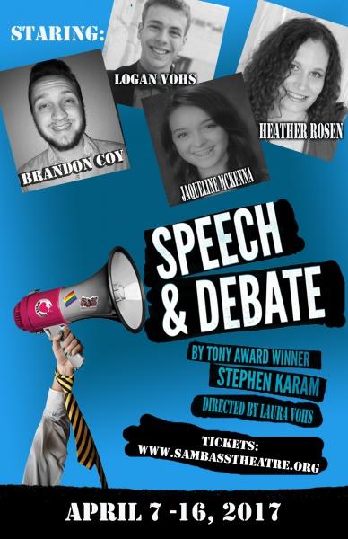 دانلود فیلم Speech and Debate 2017
