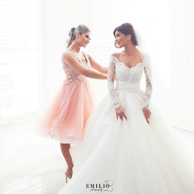 بهترین لباس عروس 2019