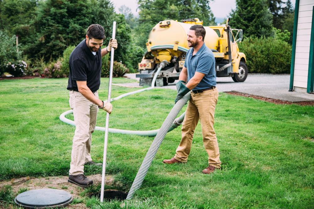 تخلیه چاه بدون کثیف کاری