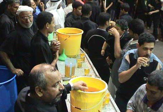 ashura in Bahrain