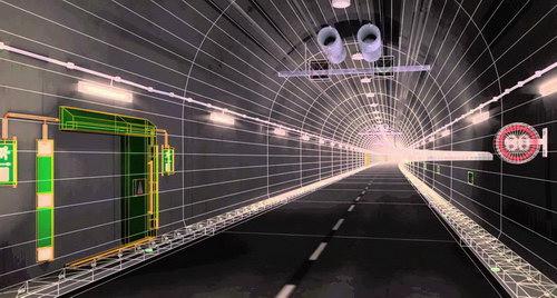 استفاده از جت فن استوانه ای در تهویه هوای تونل