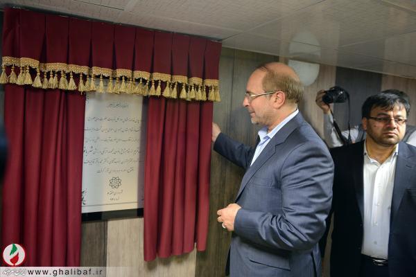 آئین افتتاح 74 پروژه منطقه شش شهرداری تهران