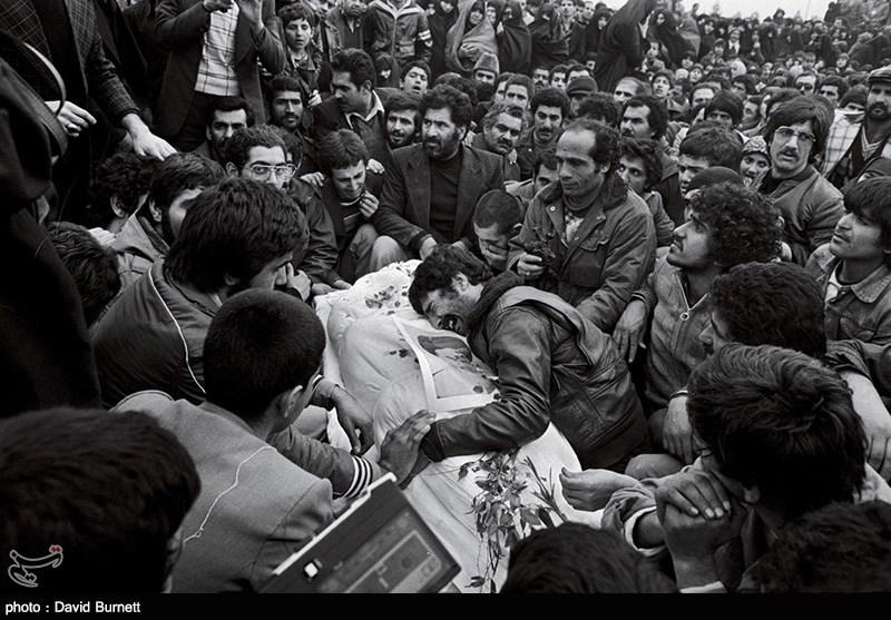 شهدای بهمن 57 در دفاع از اسلام