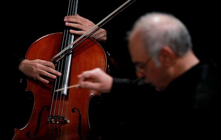 ارکستر ملی برای بیست و دوم بهمن می نوازد