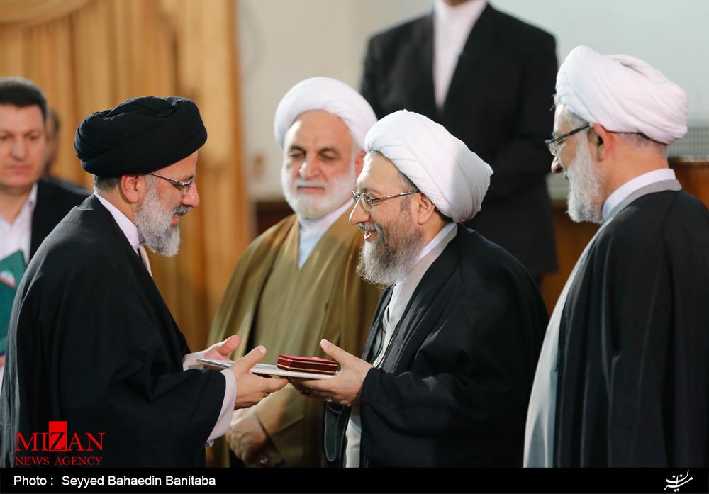 حجتالاسلام و المسلمین رئیسی مشاور عالی رئیس قوه قضائیه شد