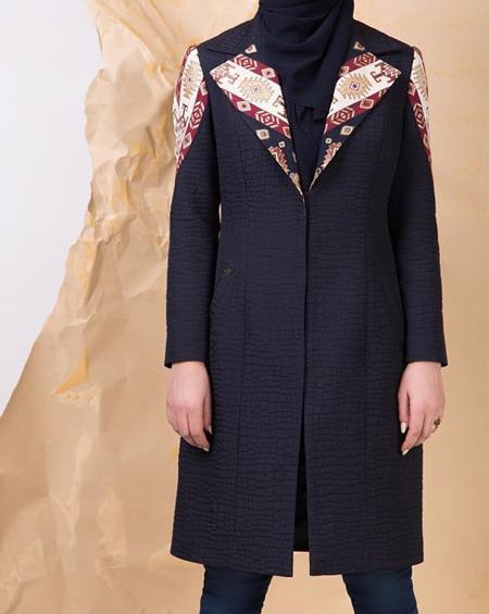 جدیدترین مدل مانتوهای زنانه عید نوروز 96