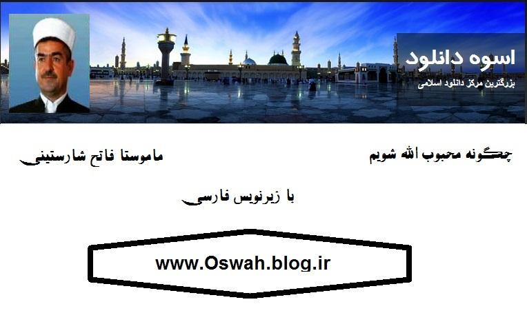 زیرنویس فارسی چگونه