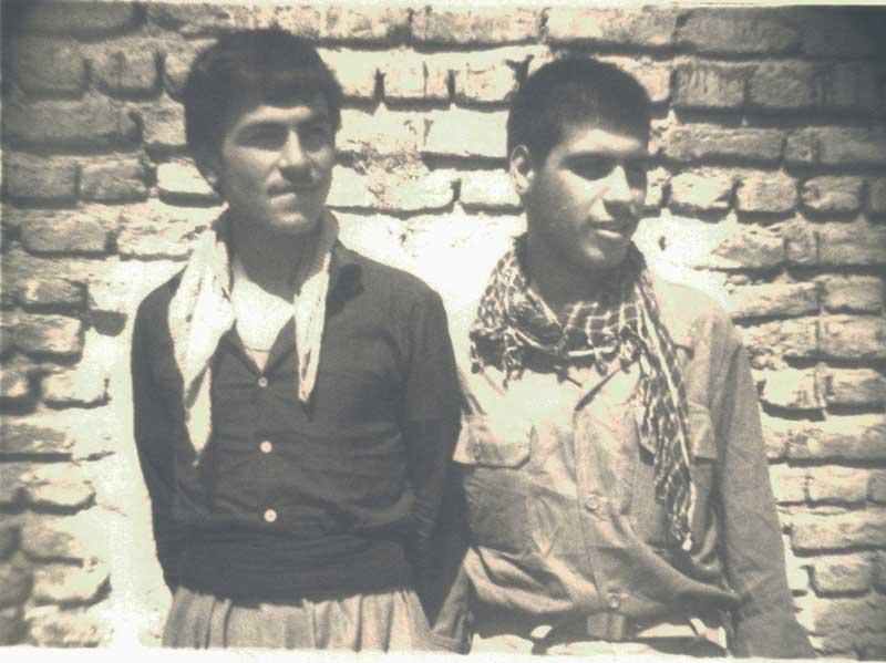 شهیدمحمد رضا مهدوی