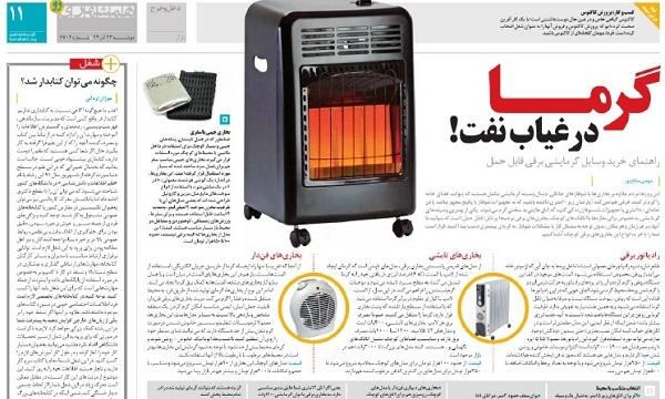 راهنمای خرید بخاری برقی؛ گرما در غیاب نفت!