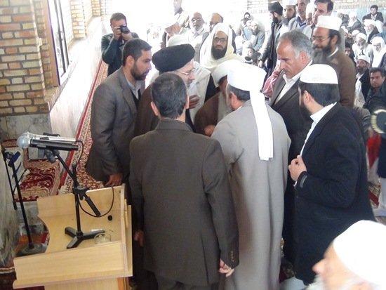 حضور در جمع صمیمی مردم اسدیه