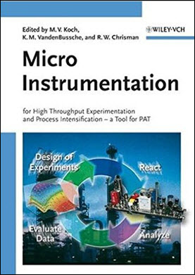 Micro Instrumentation For High Throughput Experimentation and Process Intensification - a Tool for PAT