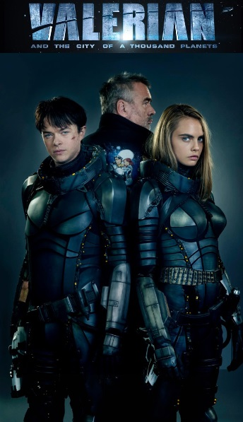 فیلم Valerian and the City of a Thousand Planets 2017