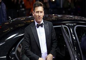 دانلود فیلم اهدای توپ طلا 2015 به مسی