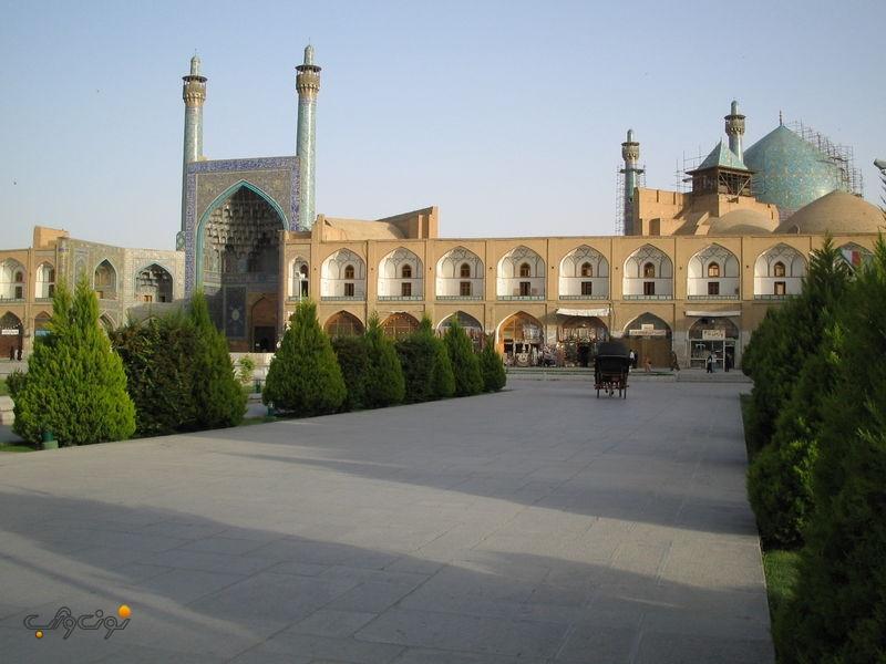اجاره سوئيت مبله روزانه اصفهان