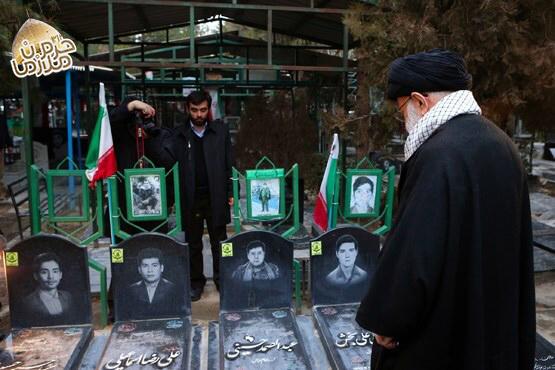 افغانی های نجیبِ مدافع حرم