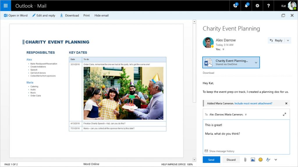 Outlook.com جدید منتشر شد