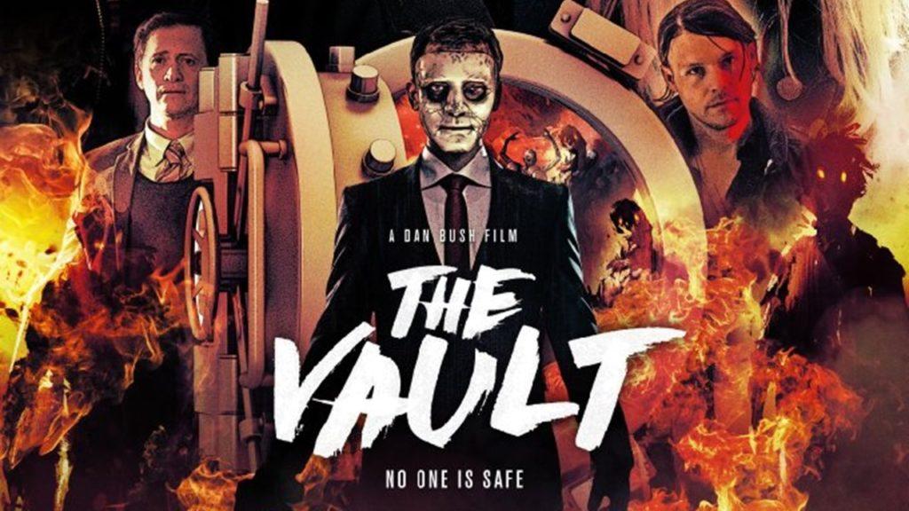 زیرنویس The Vault 2017
