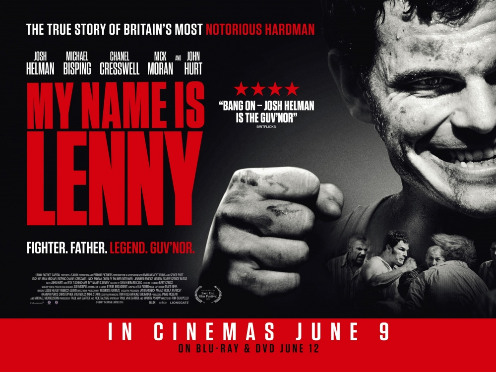 فیلم My Name Is Lenny 2017