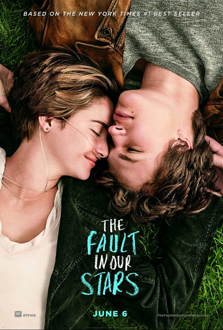 The fault in our stars-2014