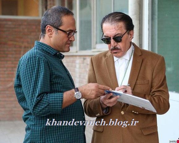 دانلود خندوانه ناصر چشم آذر و جناب خان | 28 تیر 95 | با لینک مستقیم