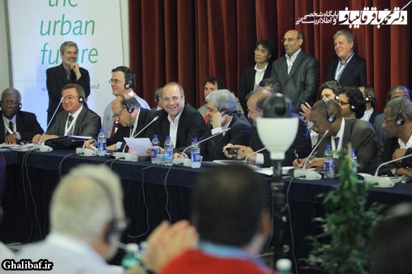 گزارش تصویری ششمین نشست مجمع شهری جهان با حضور شهرداری تهران