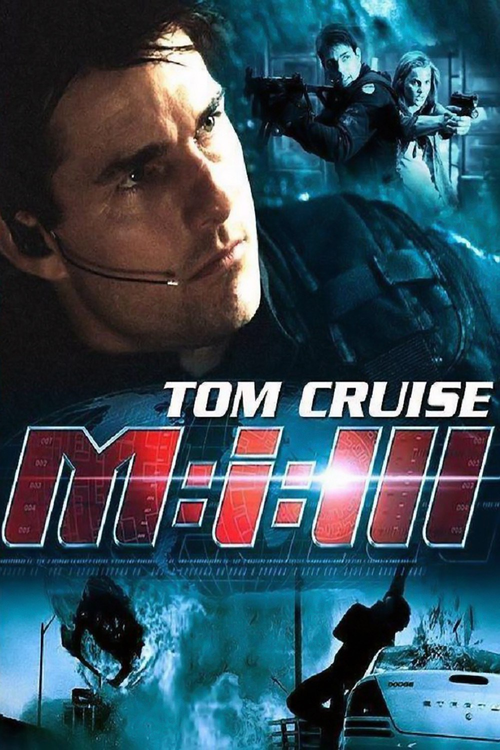 دانلود فیلم Mission: Impossible III 2006