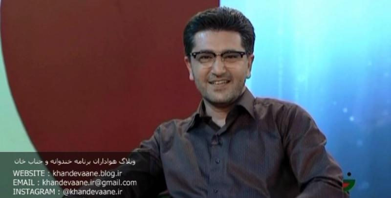 دانلود برنامه خندوانه امشب با حضور امیرحسین مدرس و جناب خان