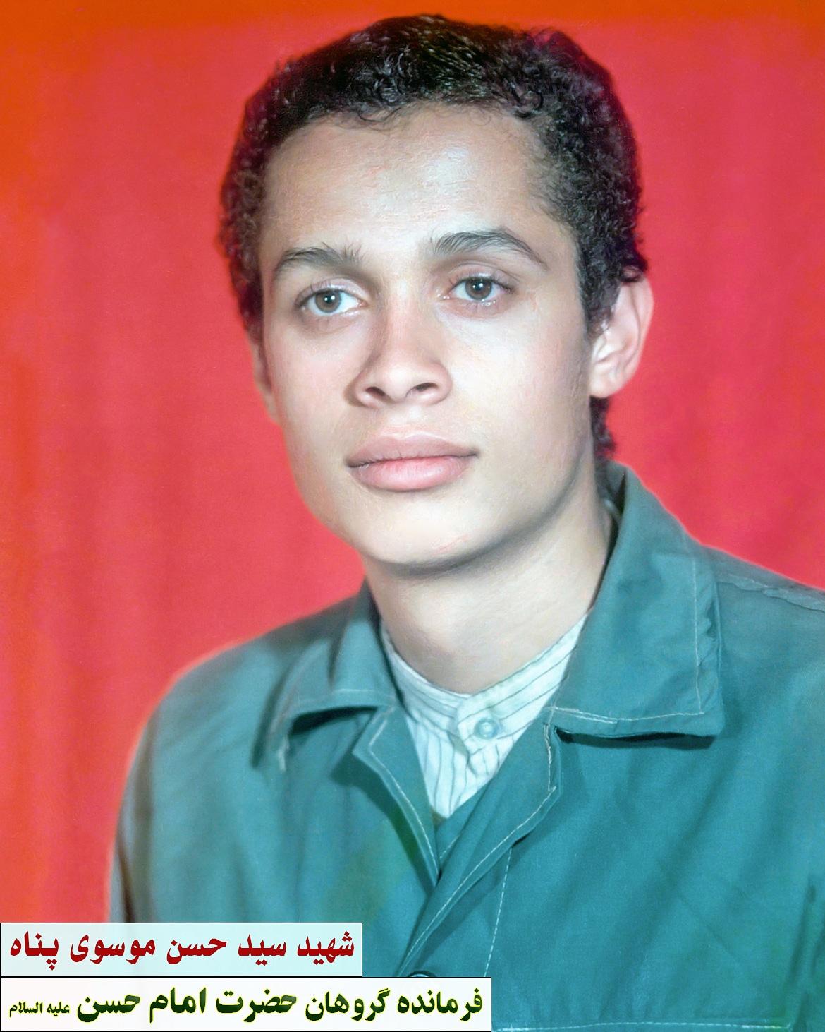 شهید سید حسن پناه