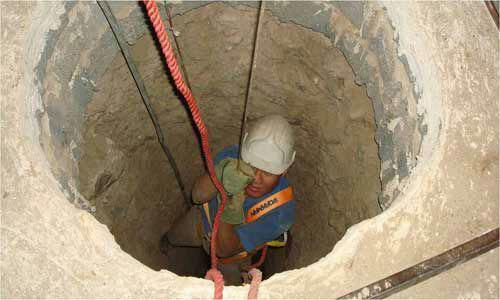 فوائد و مزایای لایروبی چاه فاضلاب