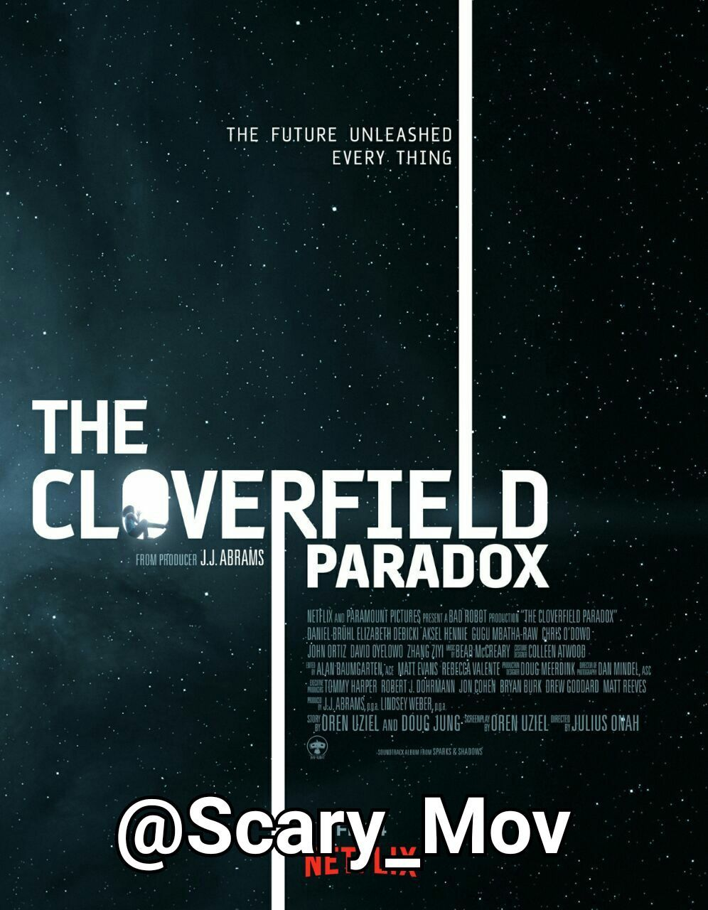 دانلود فیلم The Cloverfield Paradox 2018