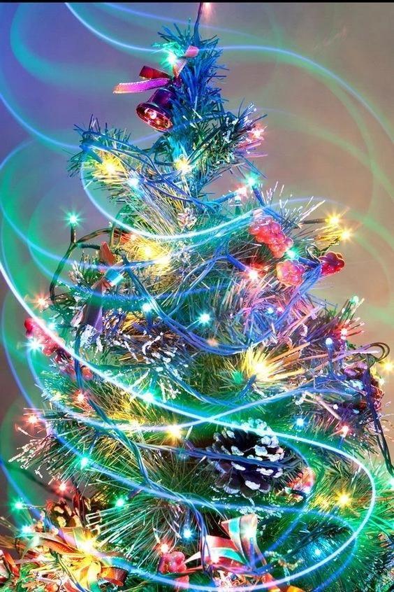 زیباترین بک گراند کریسمسی برای موبایل