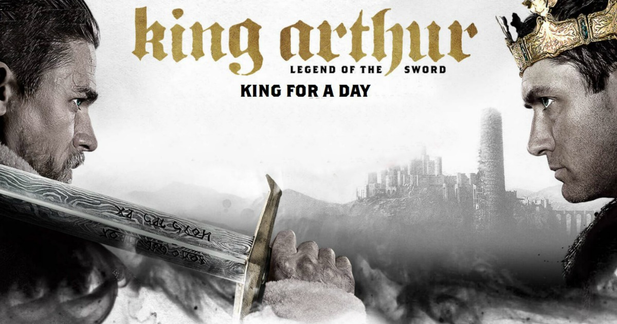 دانلود فیلم King Arthur Legend of the Sword 2017