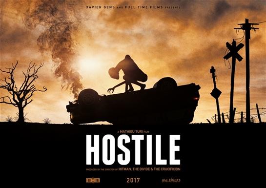 زیرنویس Hostiles 2017