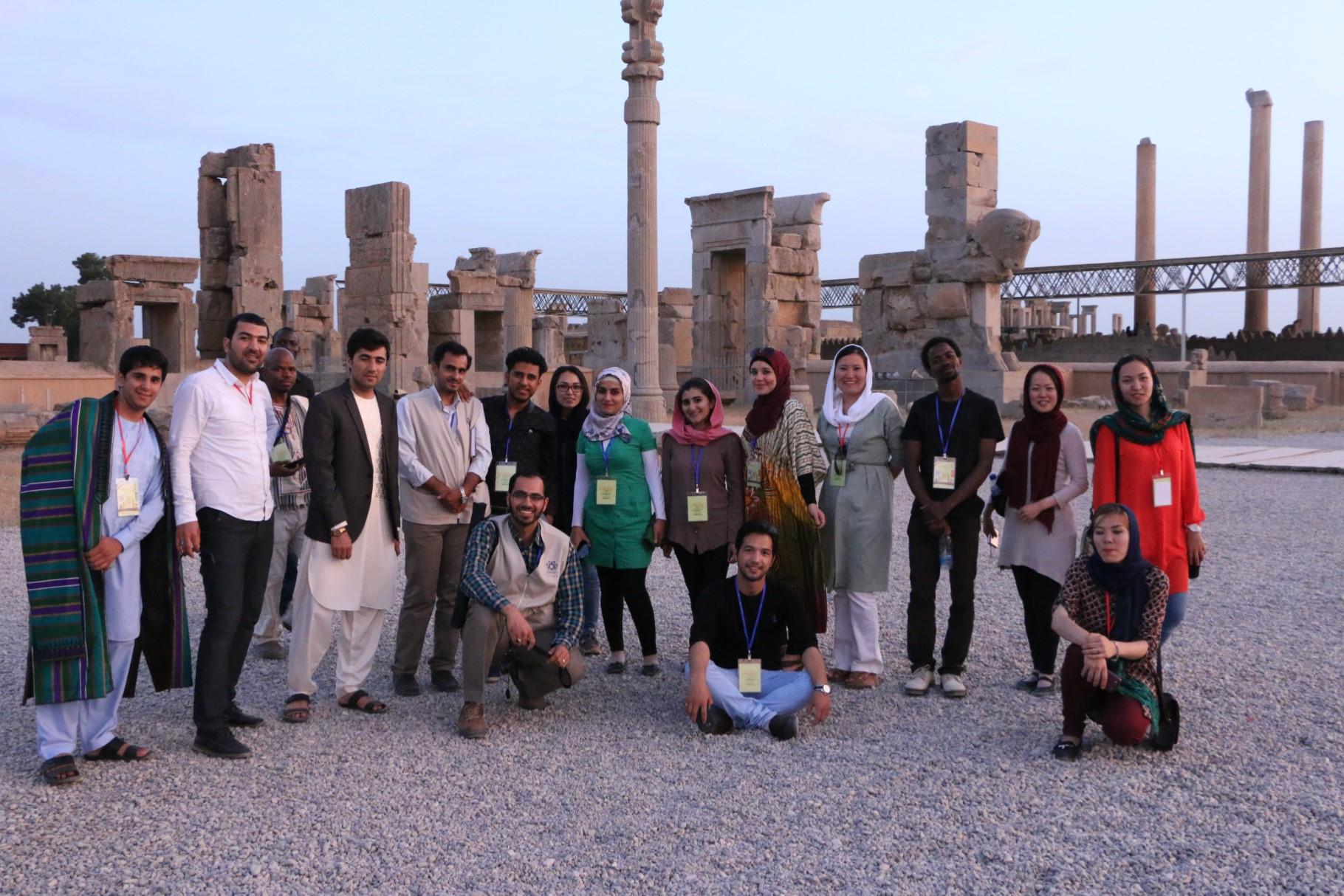 دانشجویان غیرایرانی دانشگاه های ایران