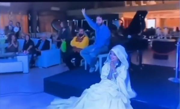 کلیپ لوررفته عروسی نفیسه روشن