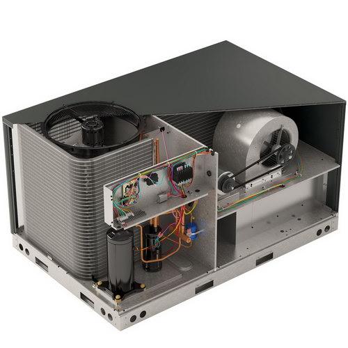 مهندسی معکوس پکیج HVAC