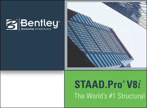 Download Staad pro v8i ss4 files from