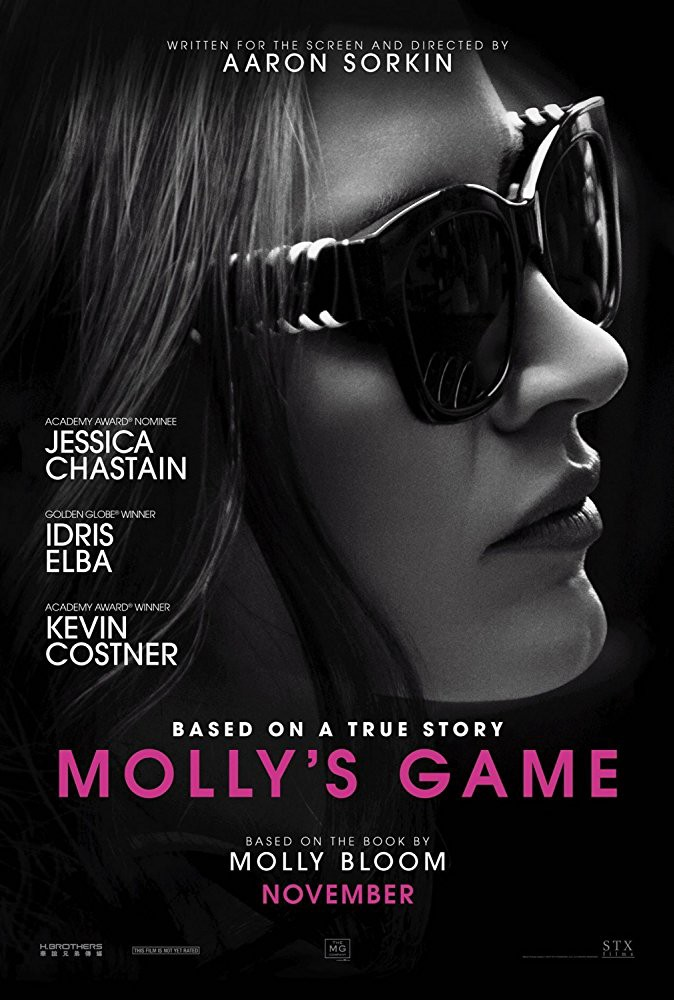 Mollys Game 2017