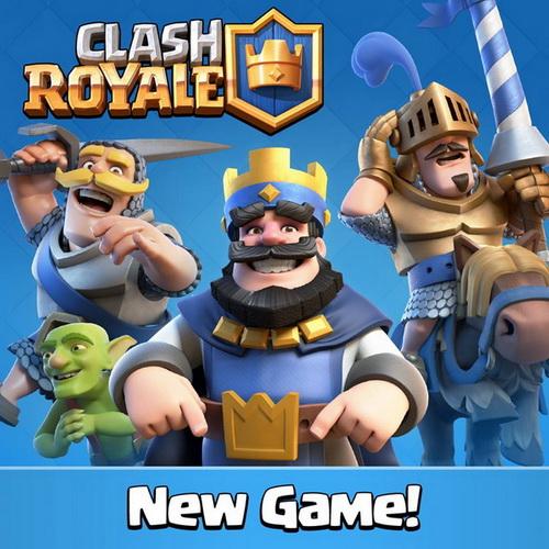 دانلود بازی جدید سوپرسل به نام Clash royale رایگان.انتشار بازی جدید سوپرسل به نام Clash royale. دانلود بازی جدی