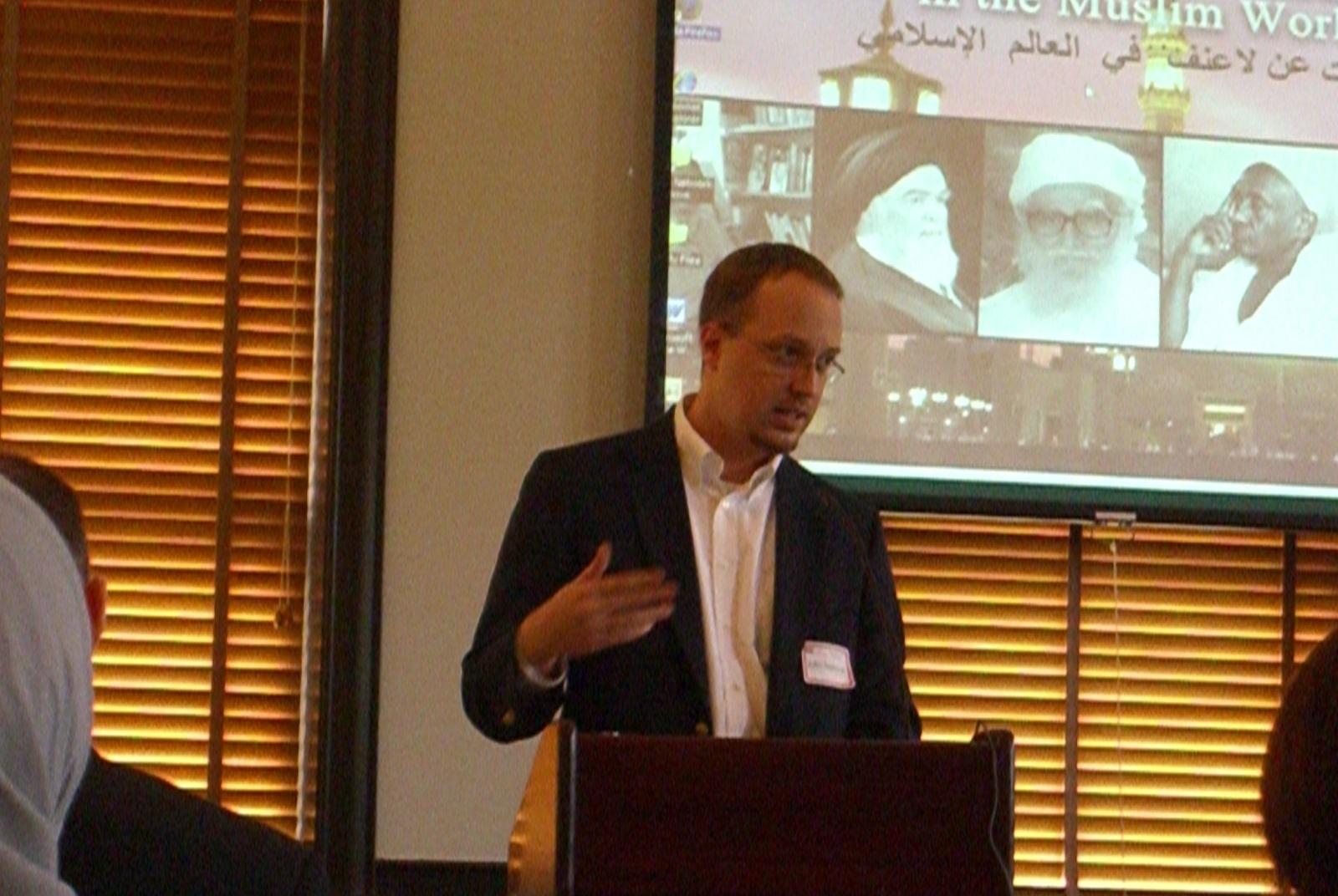 مقاله جفری هالورسون درباره استفاده آمریکا از جریان شیرازی بعنوان اپوزوسیون مذهبی علیه ایران + دانلود