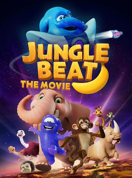 انیمیشن Jungle Beat The Movie 2020
