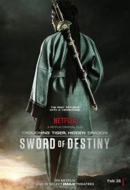 دانلود فیلم Crouching Tiger, Hidden Dragon: Sword of Destiny 2016