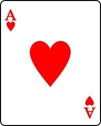 معانی کارت های ورق سری دل - falgir.blog.ir