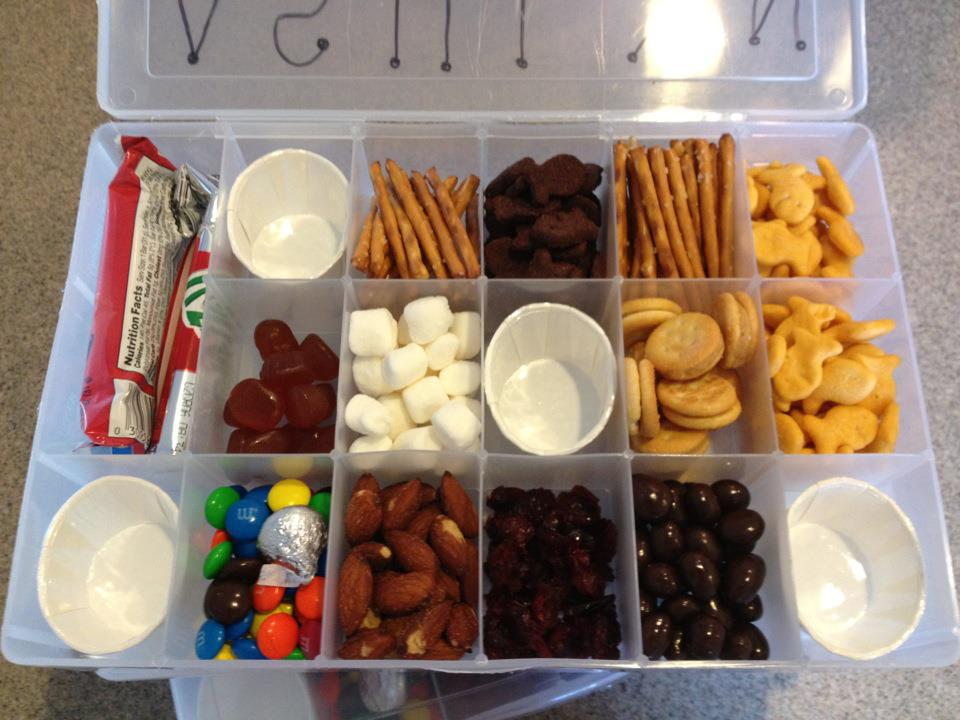 ملزومات سفر: خوراکی های لازم برای سفر