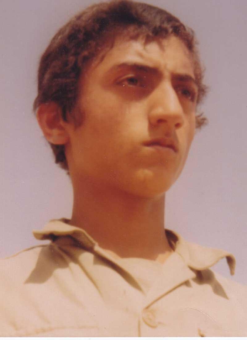 آلبوم عکس کاشی زاده-کاظم